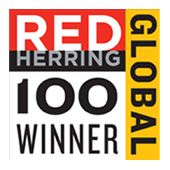 a 2013 Red Herring Top 100 Global