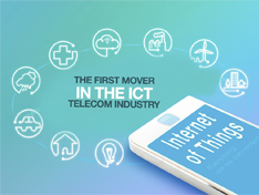 The First Mover in the ICT Telecom Industry