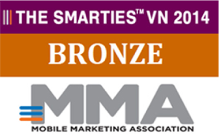 THE SMARTIES™ VIETNAM 2014 WINNERS.