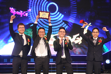 Experts, products honoured at 2013 VN Talent Awards