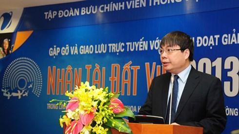 Các sản phẩm của VNPT đoạt giải Nhân tài Đất Việt 2013