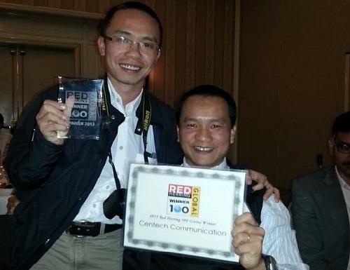 DN đạt Giải Nhất Nhân tài Đất Việt 2013 lọt Top 100 Global 2013